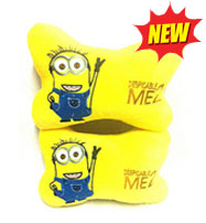 CAR BONE PILLOW MINION_1