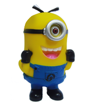 DESPICABLE ME COIN BANK not new