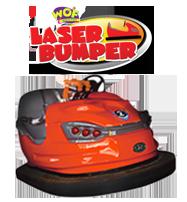 MAJOR - LASER BUMPER not NEW