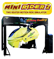 MAJOR - MINI RIDER 2