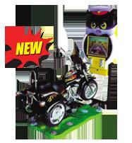 NEW KR - PANDA MOTOBIKE