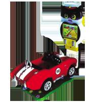 KR - PANDA CAR